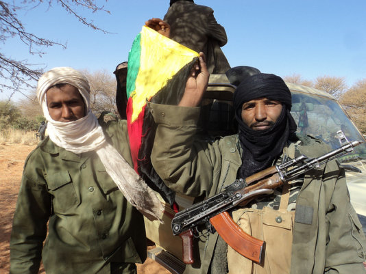 Mali Rebellen