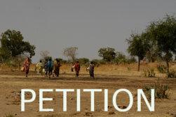 petition sudan