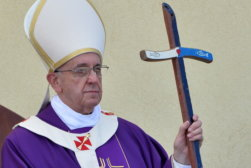Pope Francis Visits The Island of Lampedusa