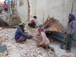 forced labour work in Myanmar (Burma)