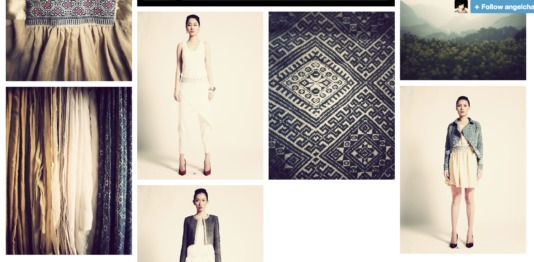 A selection of Chang's designs. Source: http://angelchang.tumblr.com/