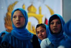 AFGHANISTAN-VOTE-WOMEN
