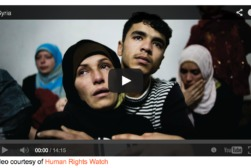 HRW Syria video