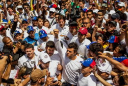 Venezuela President Calls Allies to Rival Opposition Protest
