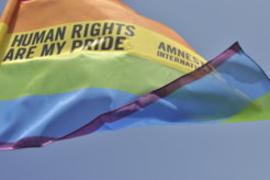 Like in Syria the Lebanese Penal Code considers 'homosexual acts' illegal.
