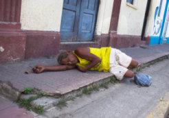mass fainting