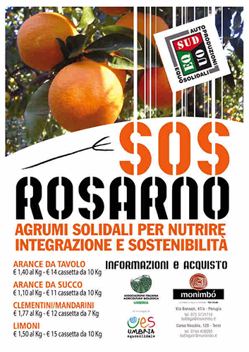 The SOS project in Rosarno