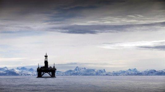 arktis bohrinsel