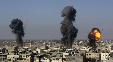 gaza cease fire break