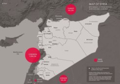 map of syria_refugees_human rights watch