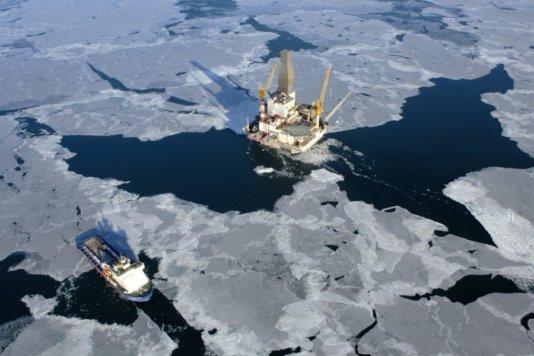 plattform arktis