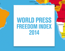 reporters without borders index