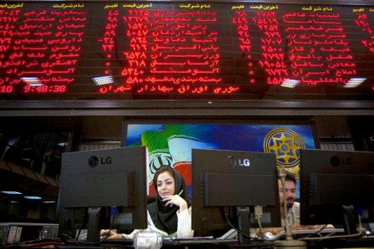 stock exchange_iran