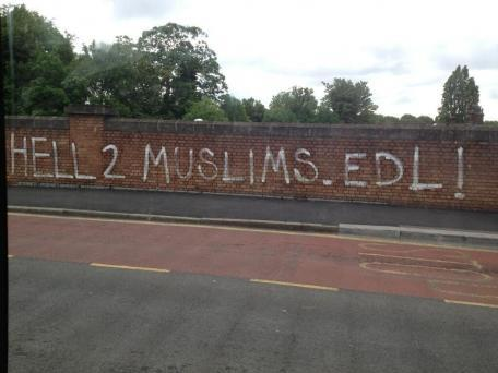 EDL Islamophobia