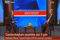erdogan on NTV armenian