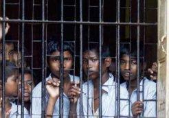 india juvenile criminalization