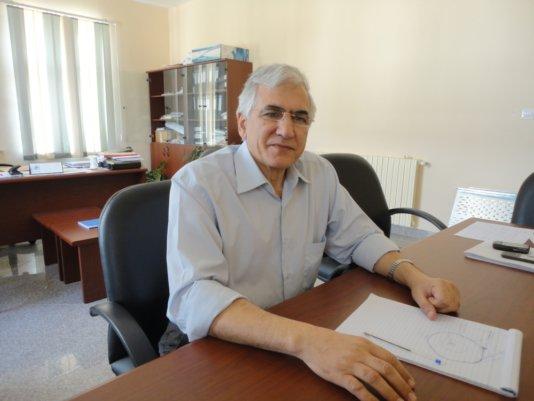 Prof. Khalil, CEO of Sesame