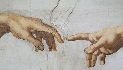 The-Creation-Michelangelo-Vatican-Museums-Italy---Creative-Commons-by-gnuckx
