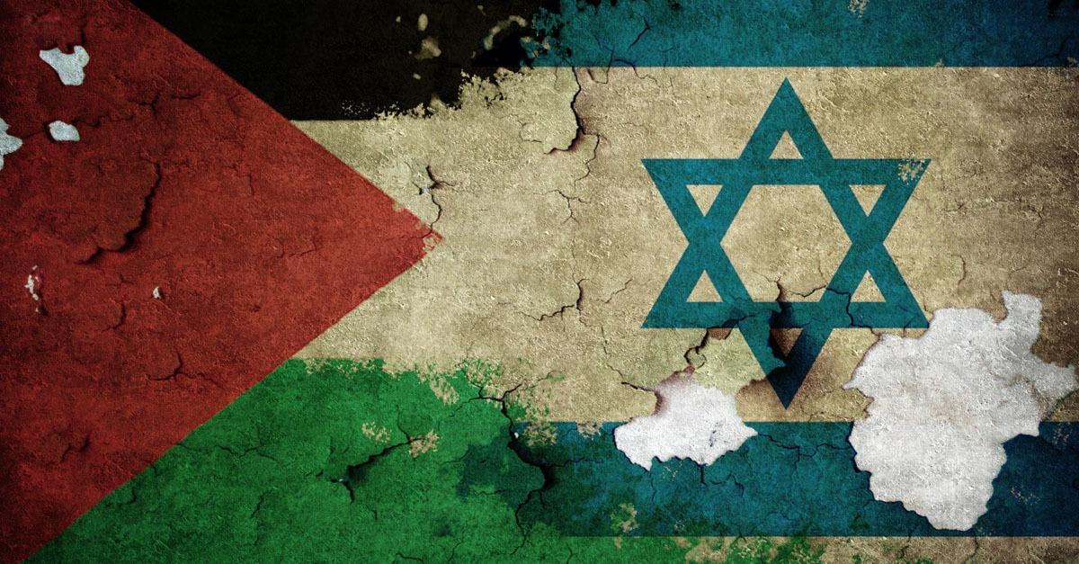 israel palestine illustrative