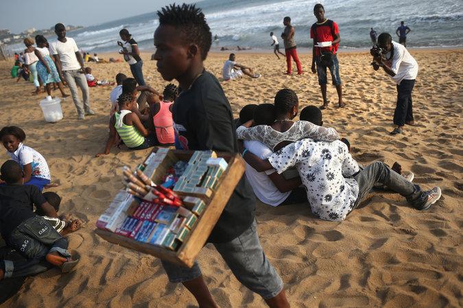 Liberian life during Ebola