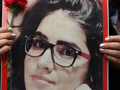 Turkey : 20-year-old Turkish woman murdered, body burnt