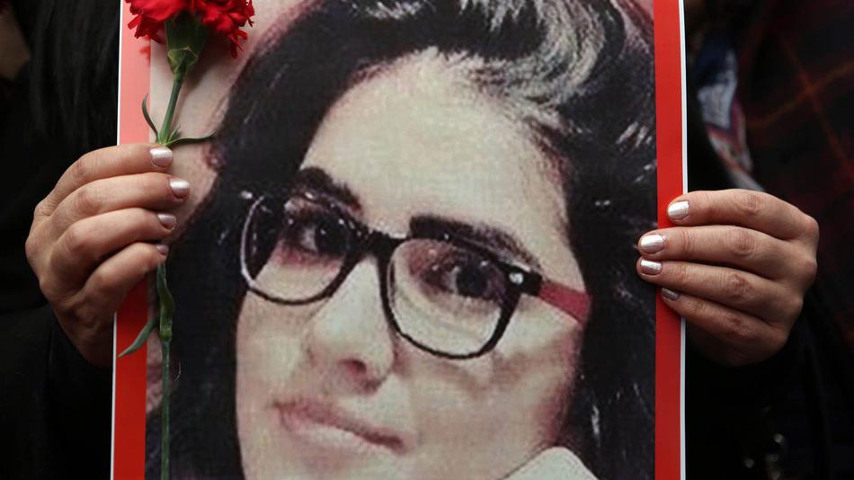 Turkey : 20-year-old Turkish woman murdered, body burnt