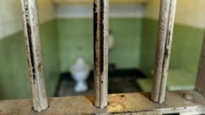 syria jail