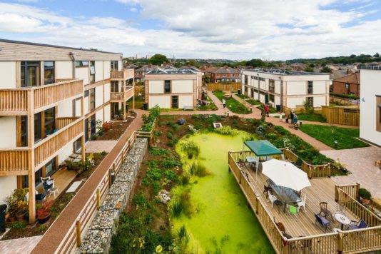 uk efficient housing