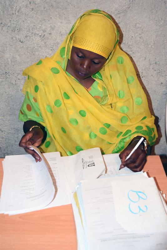 Fatma Abdulrahaman - Nubian Paralegal