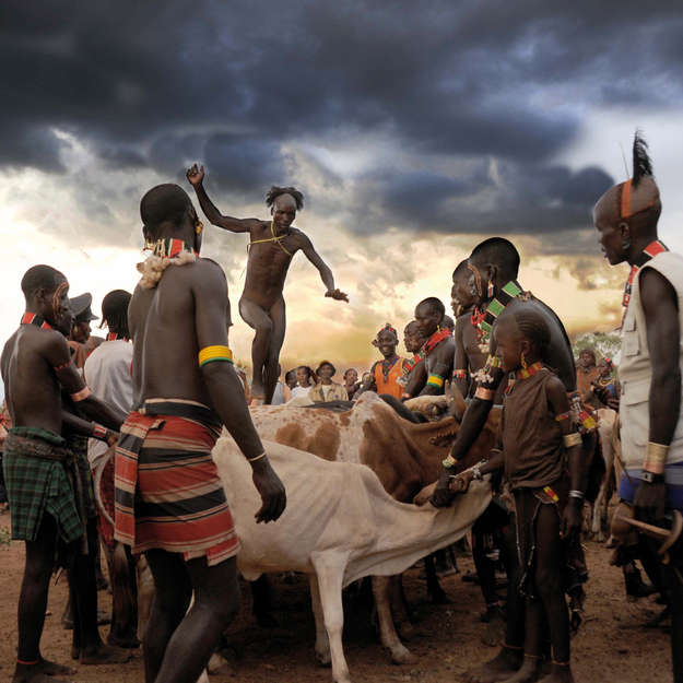 Hamer, Omo Valley, Ethiopia.