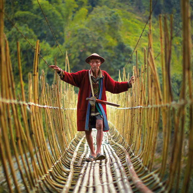 Adi, Arunachal Pradesh, India.