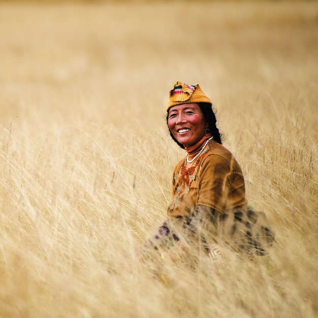 Tibetan, Serxu, Kham region, Tibet.