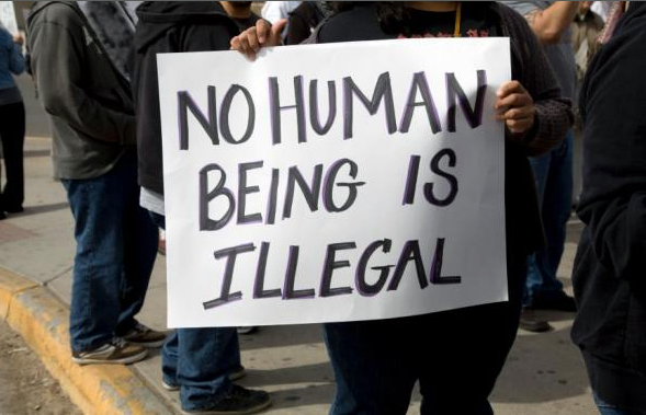 no-human-being-illegal