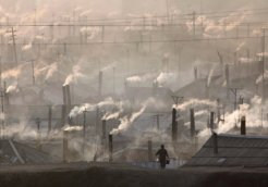 china carbon emission