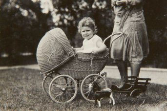 Queen Elizabeth II child