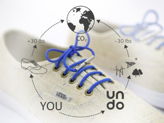 UNDO carbon offset model