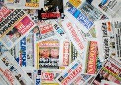 western balkans media