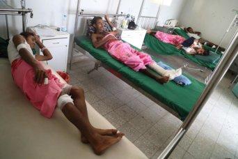 cluster amunition victims jemen