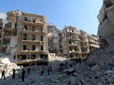 syria barrel bomb