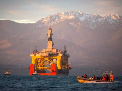 Shell drilling exploration