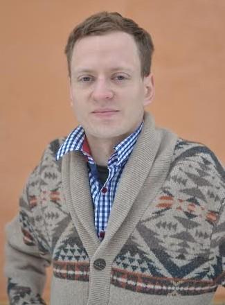Peak Oil expert Johan Landgren