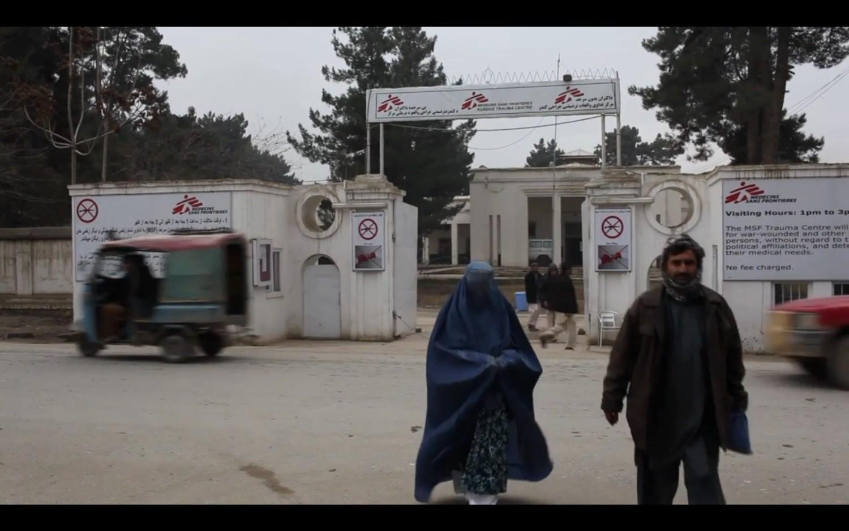 MSF Hospital Afghanistan