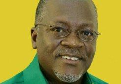 JOHN POMBE Magufuli