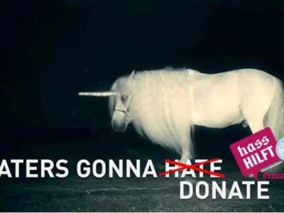 unicorn_hatersgonnadonate