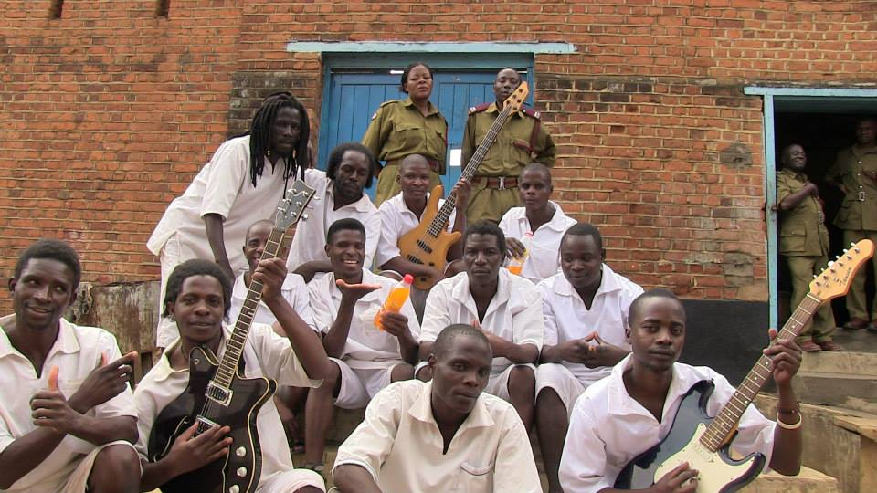 Grammy-nominated: Zomba Prison project