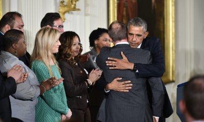 obama tears