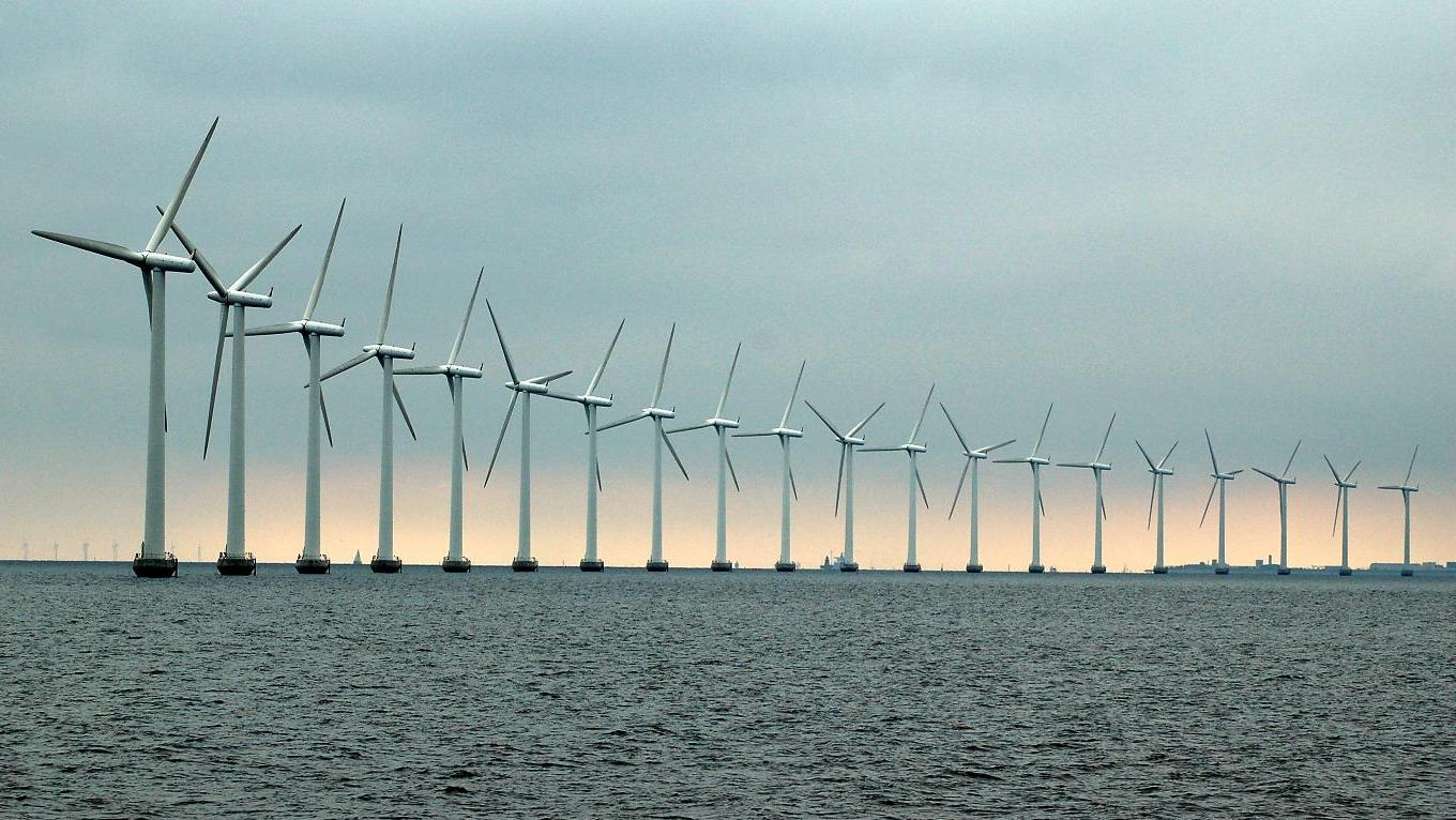 Off-Shore-Wind-Farm