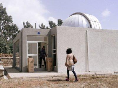 Ehtiopian observatory
