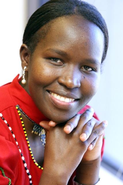 Dr. Kakenya Ntaiya