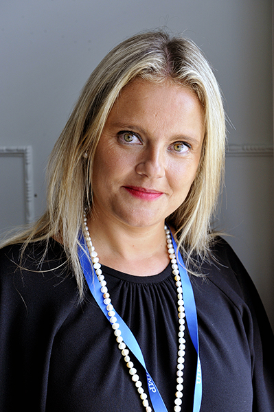 Mari Mar Blanco, was in June elected to become an MP in the Spanish parliament for PP and is also the president of the Association of Victims of Terrorism.